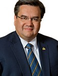 Denis Coderre, maire de Montréal