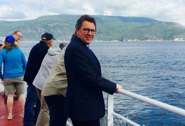 Entente de partenariat entre l'UQAR à Rimouski et l'Institut flamand de la mer