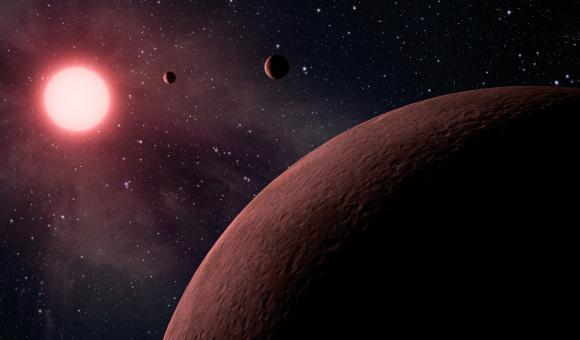Des astronomes belges font une découverte majeure
