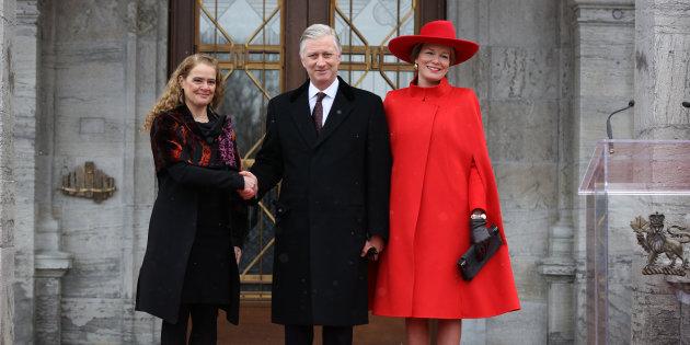 Visite d'État au Canada