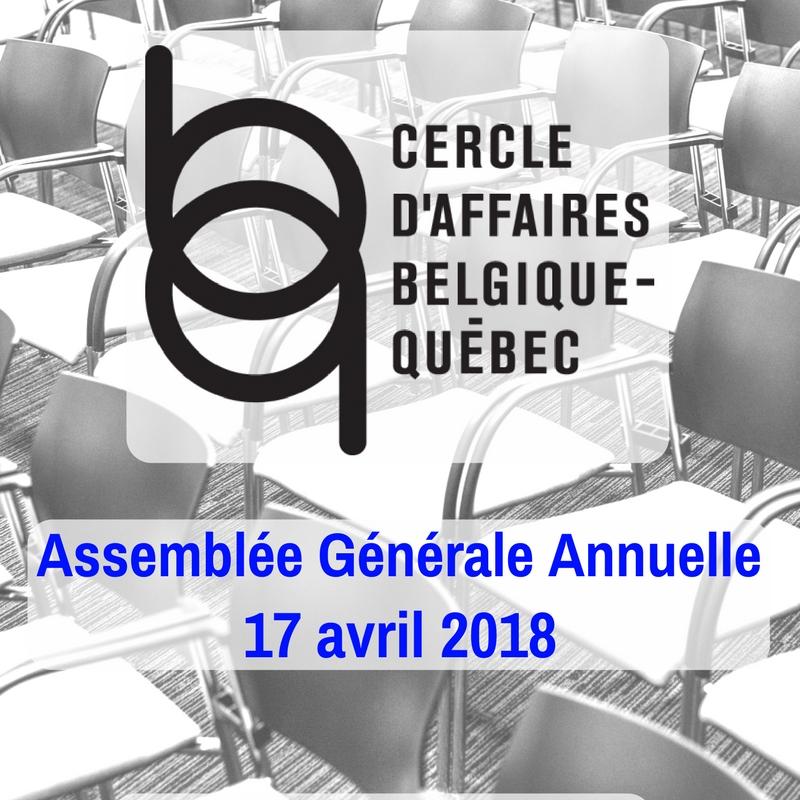Assemblée générale annuelle du CABQ