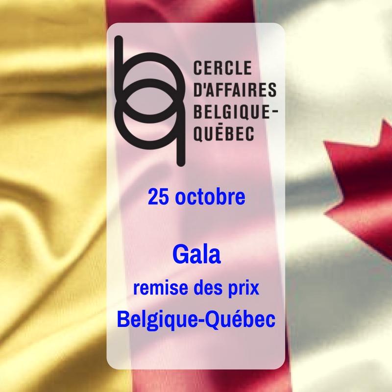 Gala Belgique-Québec des liens d'affaires