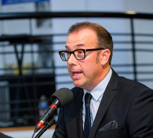 Gala 2018: Pierre Brassard célèbrera les liens d'affaires Belgique-Québec