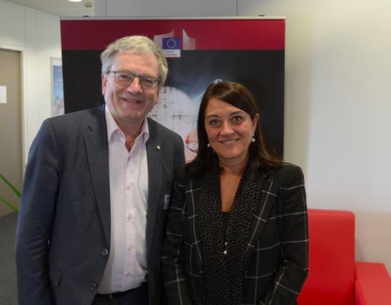 Mission du scientifique en chef du Québec à Bruxelles