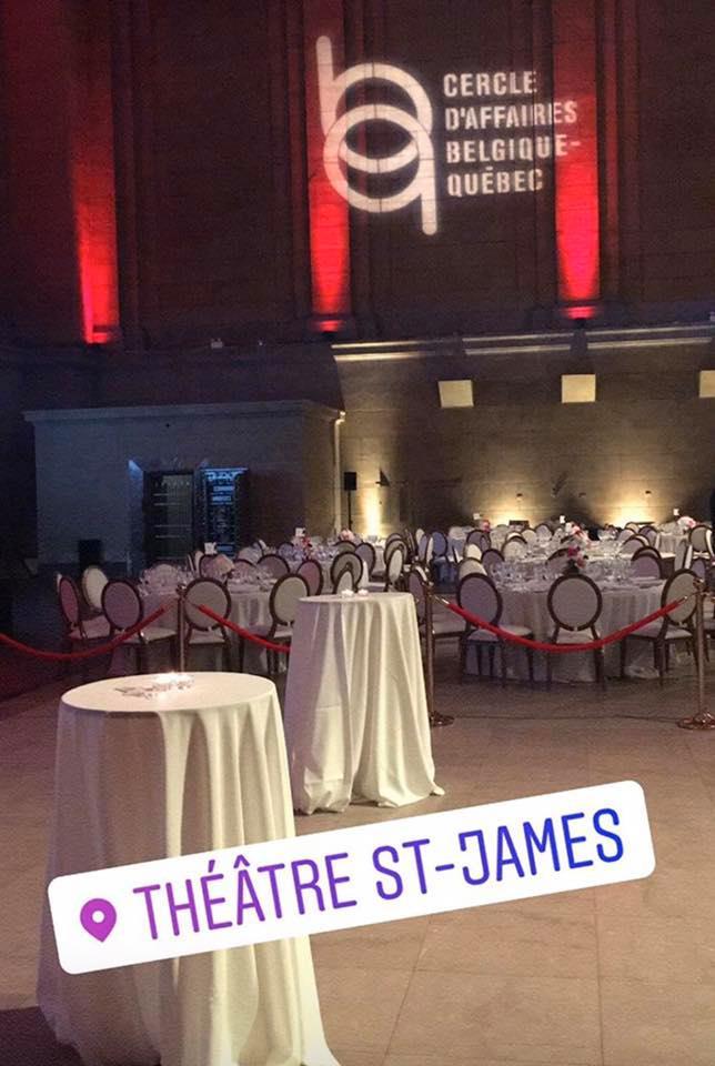 Gala 2019: la célébration des liens d'affaires