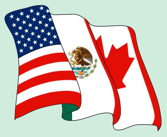 Commerce Nord-Américain: de l'ALENA à l'ACEUM