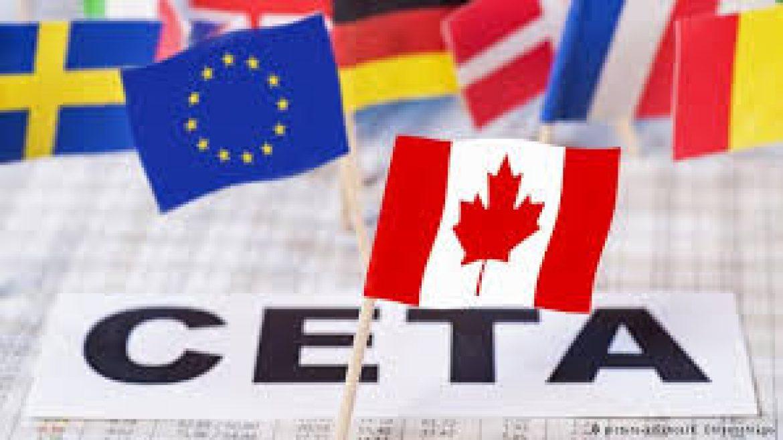 AECG (CETA): qu'est-ce que le numéro REX?